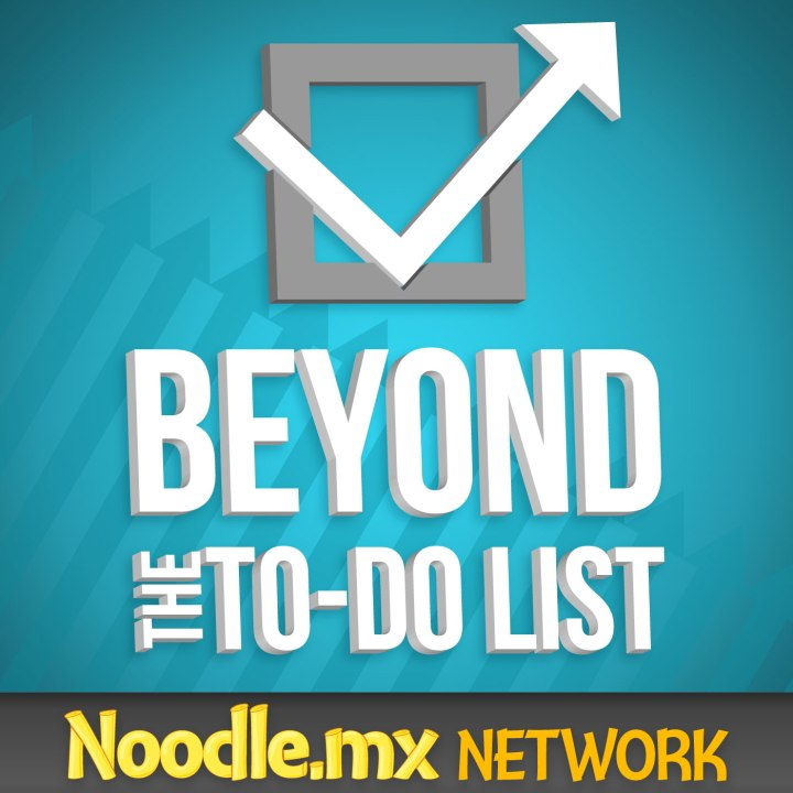 "My guest appearance on ""Beyond the To-Do List"""