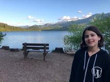 Laura and Lake Easton